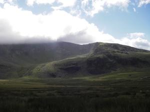 Mt. Snowdon, Wales, UK