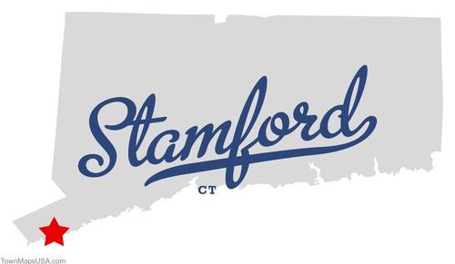 Stamford, CT Map