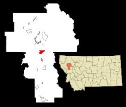 Salish Kootenai College is in Pablo, Lake County, MT.