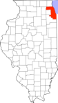 Cook cty IL