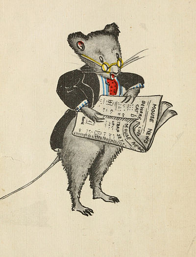 Little_Gray_Mouse_-_Father_with_His_Newspaper_(18)