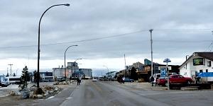 Churchill, Manitoba.