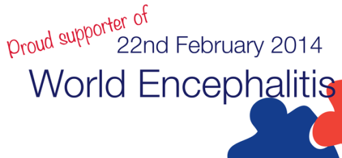 Today is the first World Encephalitis Day. For more information see http://worldencephalitisday.org/