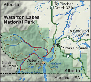 WatertonLakesNationalPark