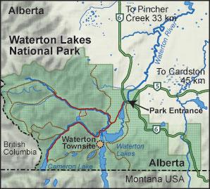 WatertonLakesNationalPark