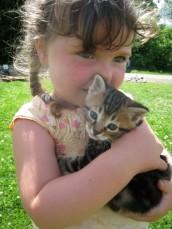 girl-kitten